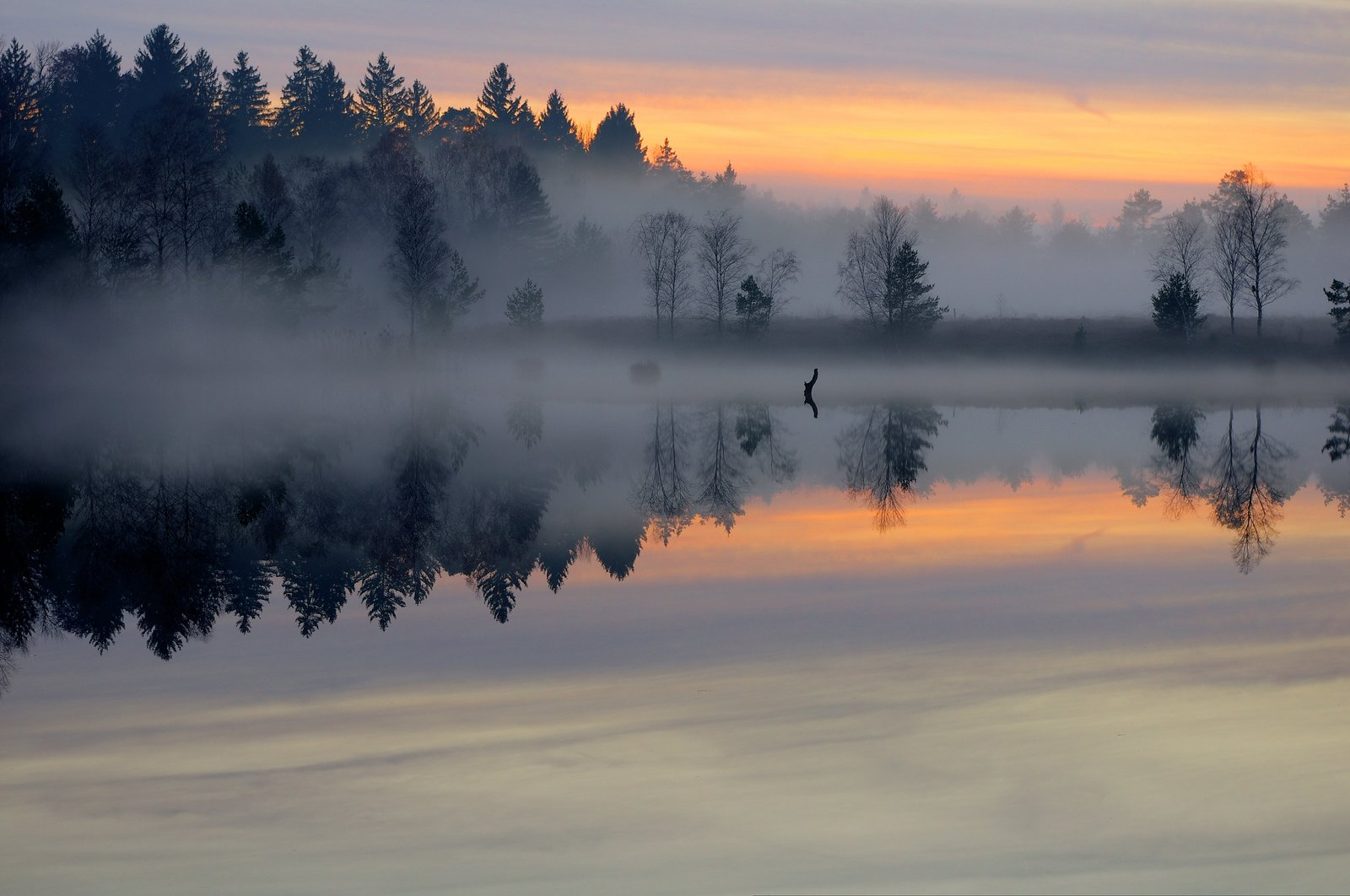 misty lake by burtn-d5m4i5m